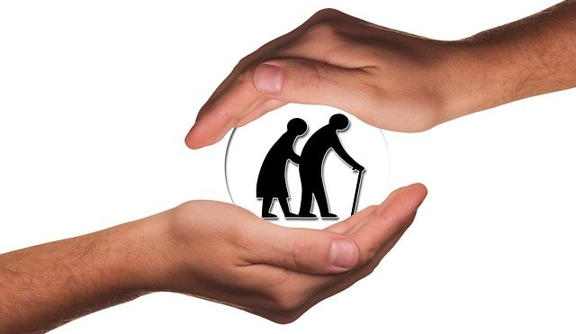 Operation of the business errand for older people