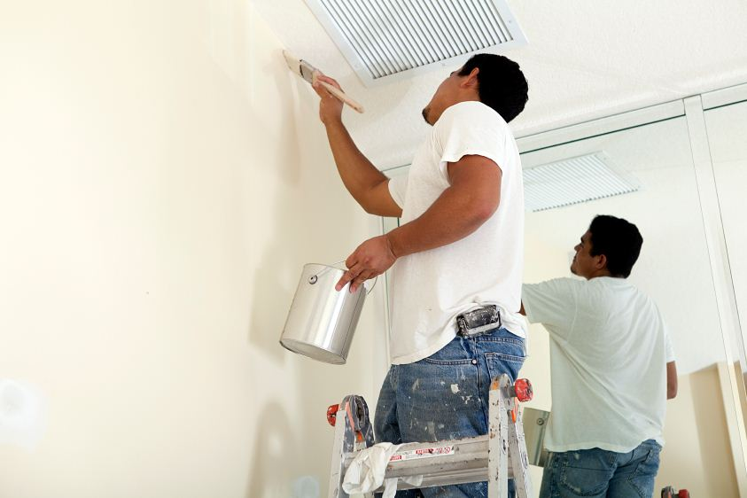 First steps to home repair service