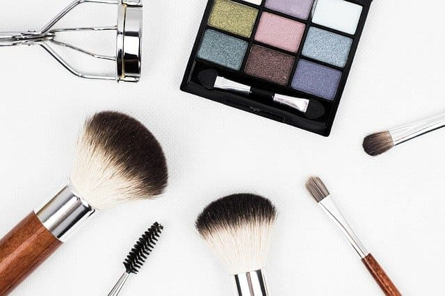 Requirements for offering make-up at home