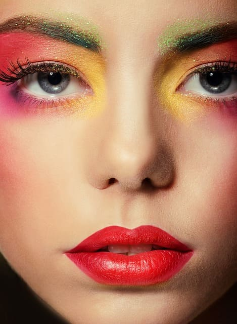 Start with make-up service at home or in your own home